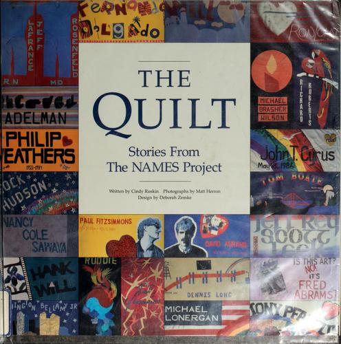 The Quilt by Cindy Ruskin