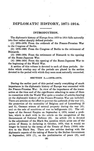Handbook for the diplomatic history of Europe, Asia, and Africa, 1870-1914 by Anderson, Frank Maloy