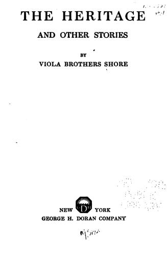 The heritage by Viola Brothers Shore