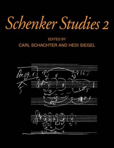 Schenker studies 2 by