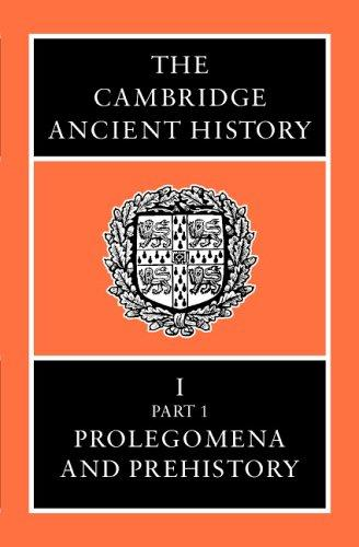 The Cambridge ancient history by