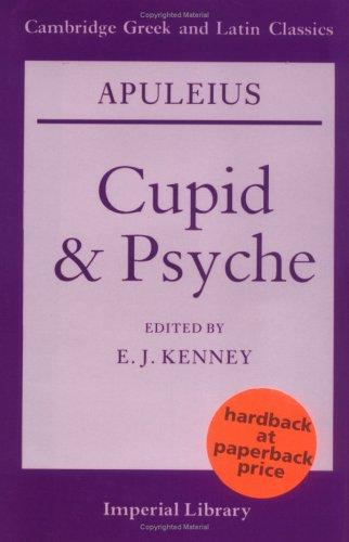 The story of Cupid & Psyche by Apuleius