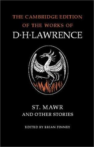St. Mawr and other stories