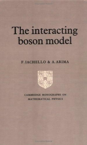 The interacting boson model by F. Iachello