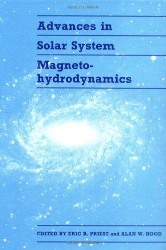 Advances in solar system magnetohydrodynamics by