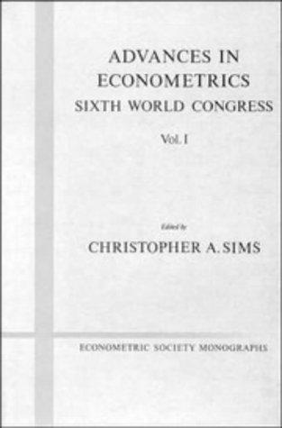 Advances in Econometrics