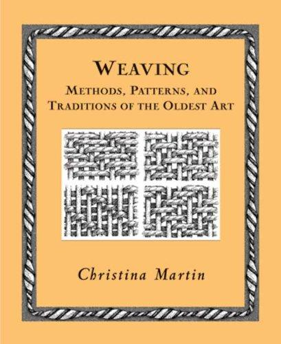 Weaving by Christina Martin