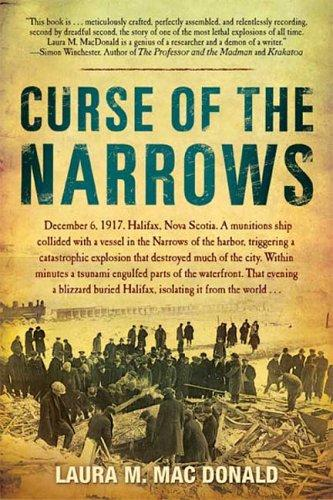 Curse of the Narrows by Laura M. Mac Donald