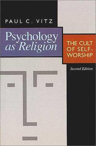 Psychology as religion
