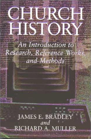 Church history by James E. Bradley