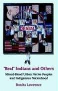 """Real"" Indians and Others"