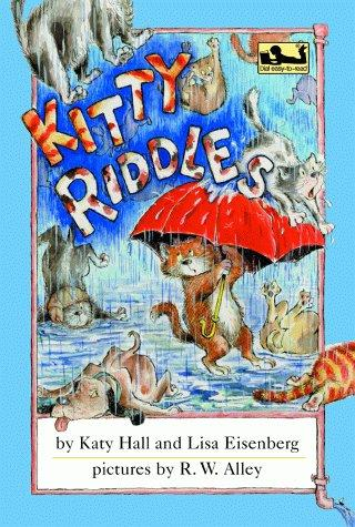 Kitty riddles by Katy Hall