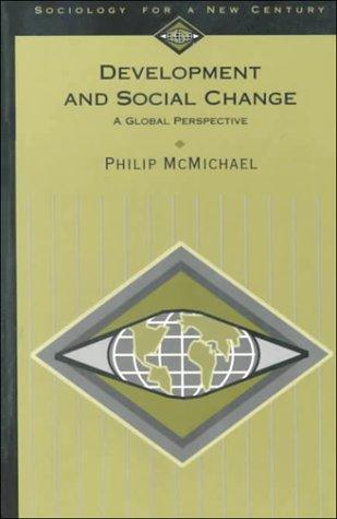 Development and social change by Philip McMichael
