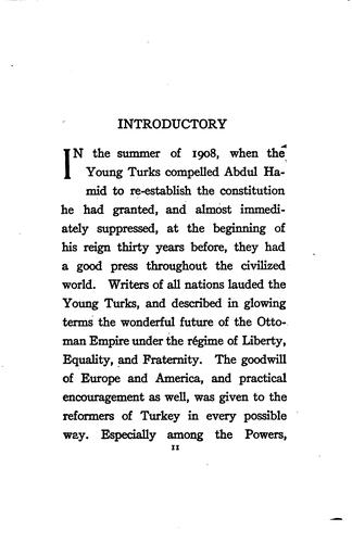 The blackest page of modern history by Gibbons, Herbert Adams